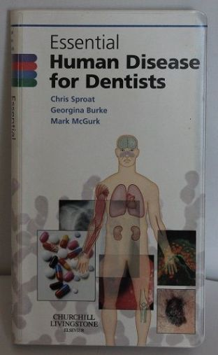 Essential Human Disease for Dentists - 9780443100987